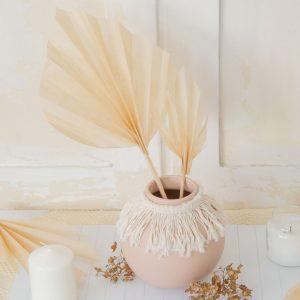 DIY Palmenblätter aus Papier