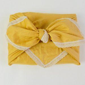 zero waste geschenke verpacken - nachhaltige geschenke verpackung